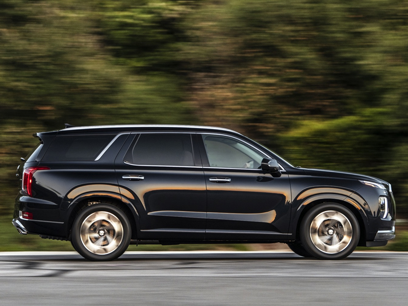 2021 Hyundai Palisade Review - Boulder CO