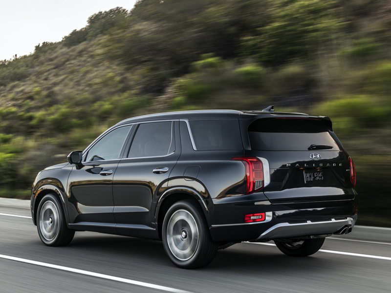 2021 Hyundai Palisade Lease and Specials near Providence RI