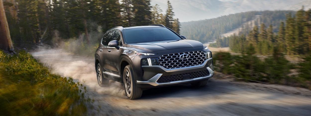 2021 Hyundai Santa Fe Hybrid in Centennial CO