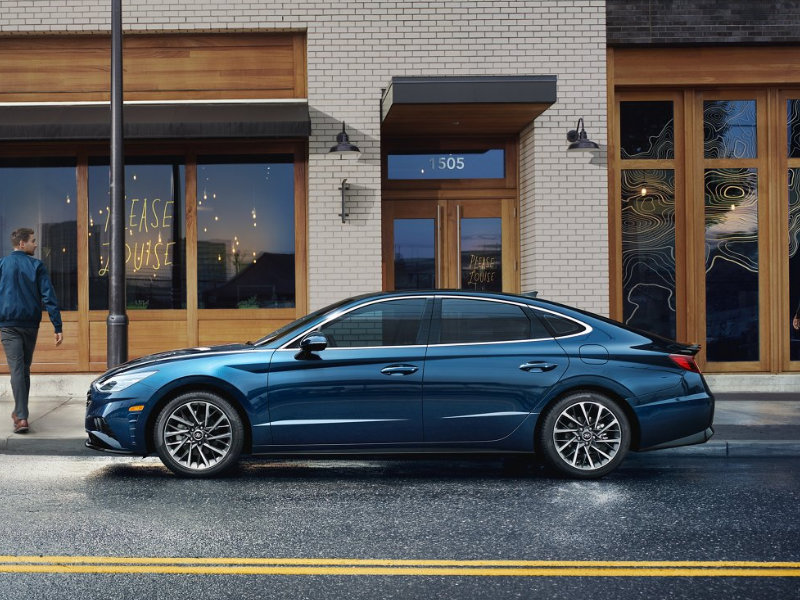 2021 Hyundai Sonata Lease and Specials near Providence RI