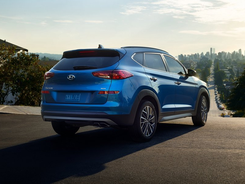 Denver CO - 2021 Hyundai Tucson's Overview