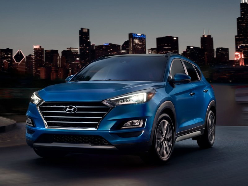 North Kingstown RI - 2021 Hyundai Tucson's Overview
