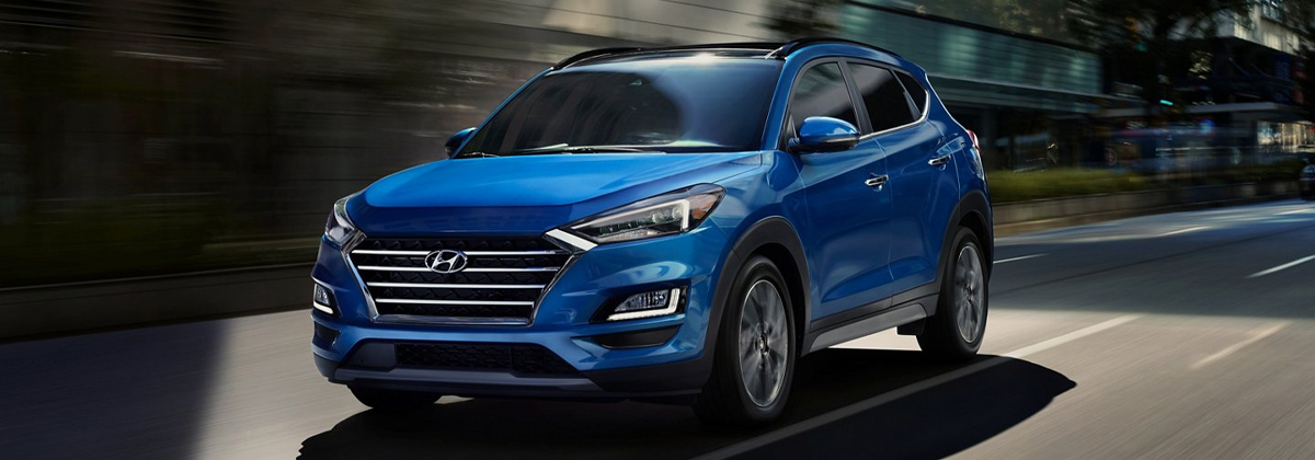 Try the All-new 2021 Hyundai Tucson In Southfield Michigan