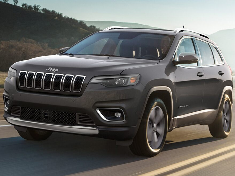Puente Hills Jeep - Drive the improved 2021 Jeep Cherokee near Anaheim CA