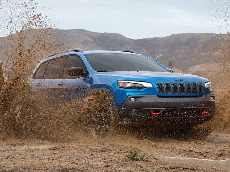 Puente Hills Dodge - See why drivers love the 2021 Jeep Cherokee in City of Industry
