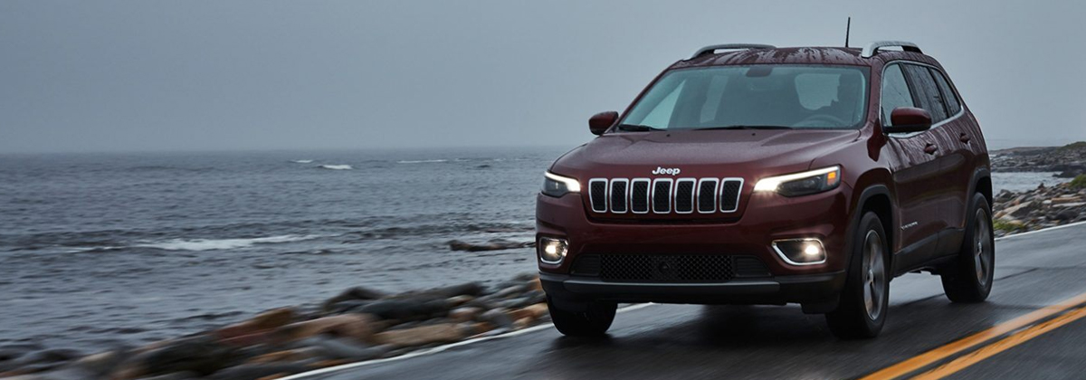 Cerritos Area 2021 Jeep Cherokee