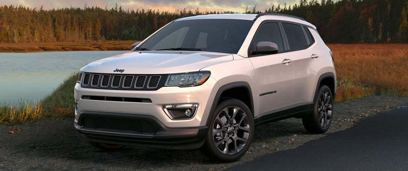 Check out the 2021 Jeep Compass near Longmont CO