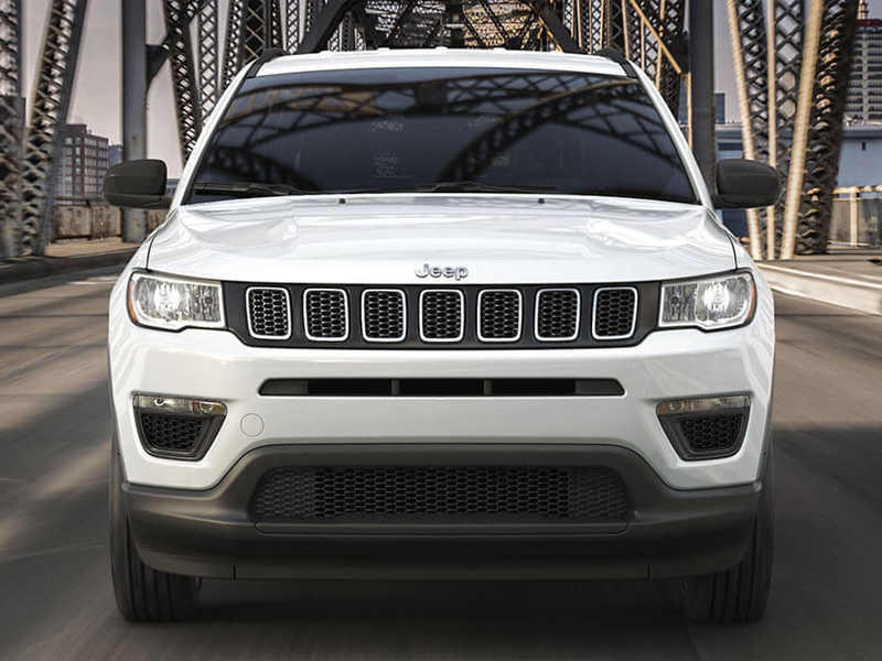 Anaheim CA - 2021 Jeep Compass's Overview