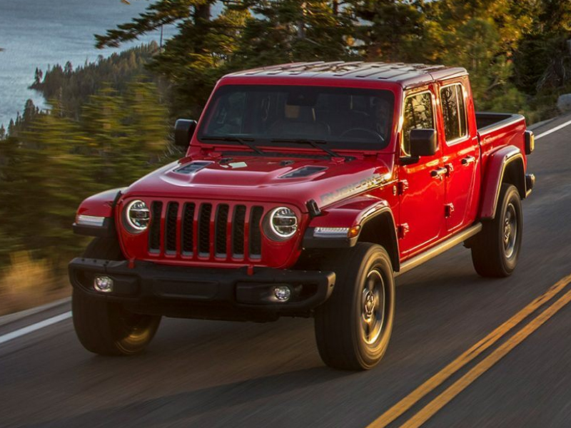Wabash IN - 2021 Jeep Gladiator's Mechanical