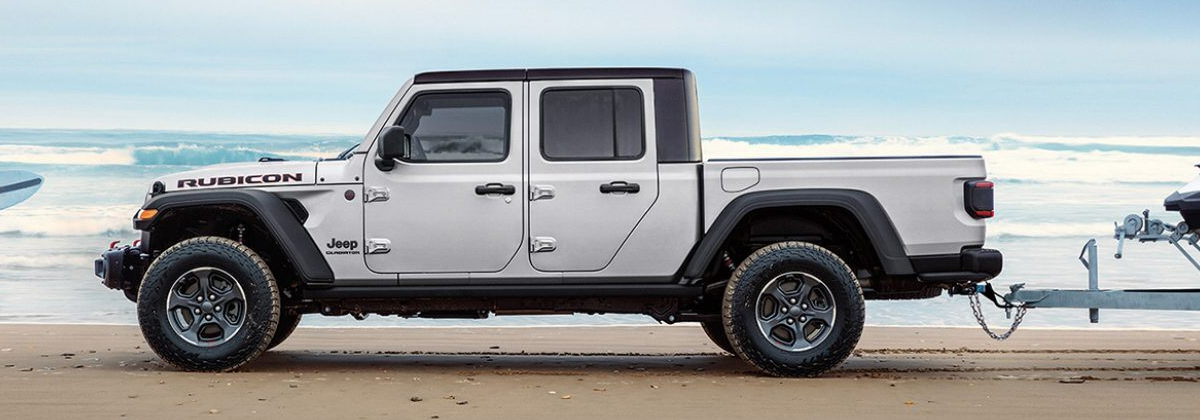 Check out the 2021 Jeep Gladiator near Longmont CO