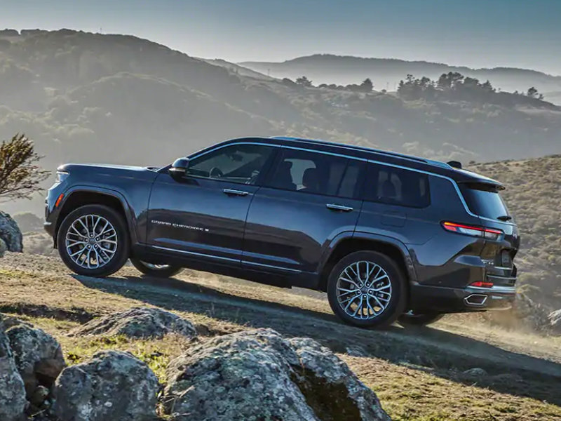 Wabash IN - 2021 Jeep Grand Cherokee L's Overview