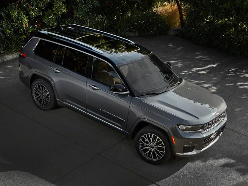 City of Industry CA - 2021 Jeep Grand Cherokee L's Mechanical