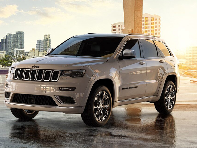 Dubuque IA - 2021 Jeep Grand Cherokee Mechanical