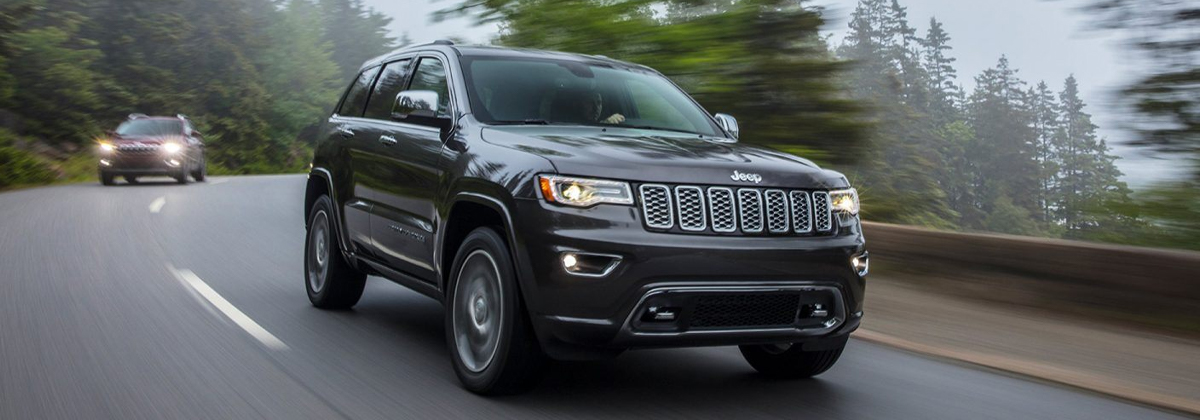 2021 Jeep Grand Cherokee near Dubuque IA