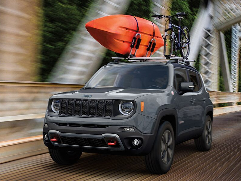 Anaheim CA - 2021 Jeep Renegade's Overview