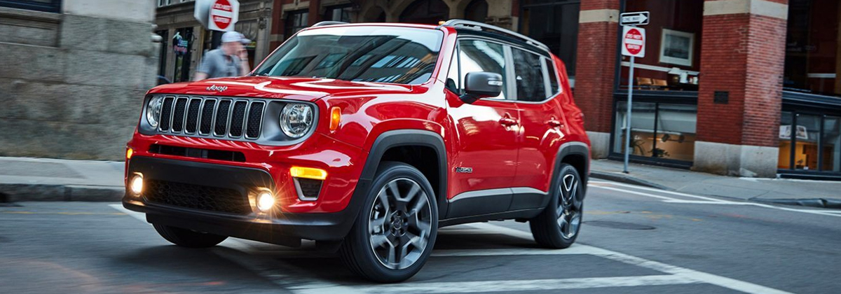 2021 Jeep Renegade Lease and Specials near Anaheim CA