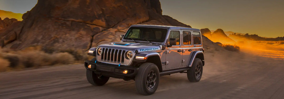 2021 Jeep Wrangler 4xe Review - Los Angeles Area