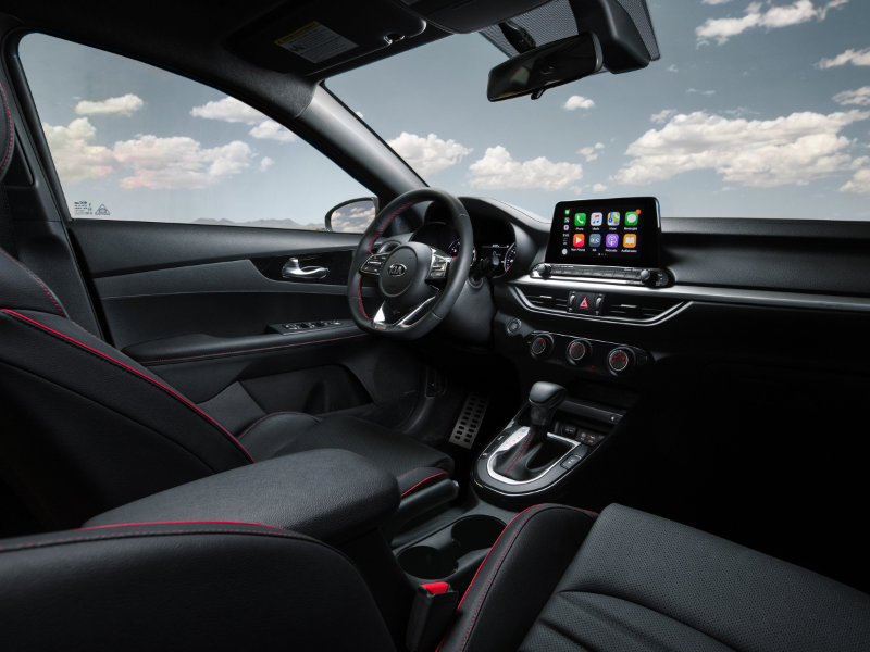 The 2021 Kia Forte is the pinnacle of luxury near Longmont CO
