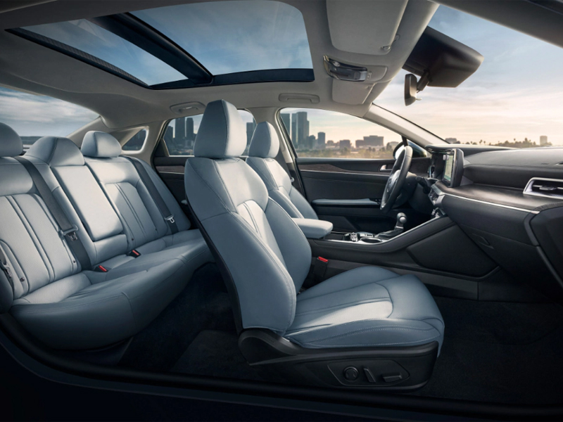 Toronto ON - 2021 Kia K5's Interior