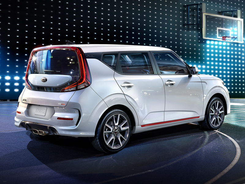 Mississauga ON - 2021 Kia Soul's Exterior