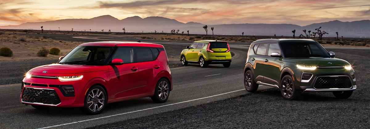 Check out the specials and test drive 2021 Kia Soul today Near Littleton CO