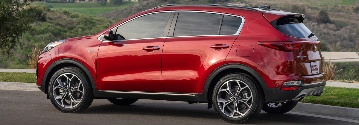 Shop Online - 2021 Kia Sportage near Longmont CO