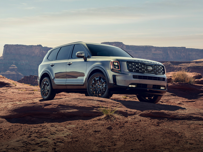 Colorado Review - 2021 Kia Telluride