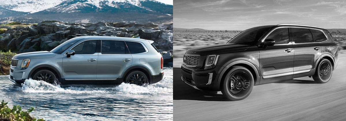 Check Out the Newly Updated 2021 Kia Telluride Near Parker CO