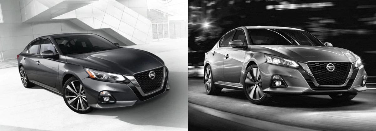 2021 Nissan Altima vs 2020 Nissan Altima | San Antonio TX
