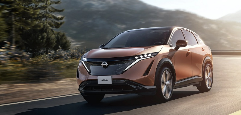Nissan ARIYA All-Electric Crossover is coming to Clearwater FL