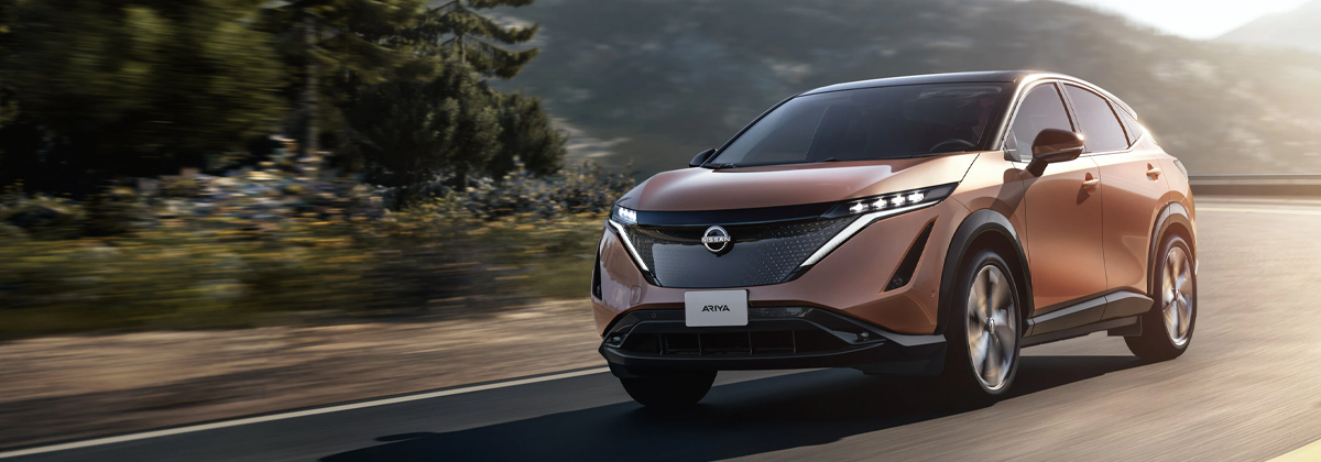 Review 2021 Nissan ARIYA All-Electric Crossover - San Antonio TX