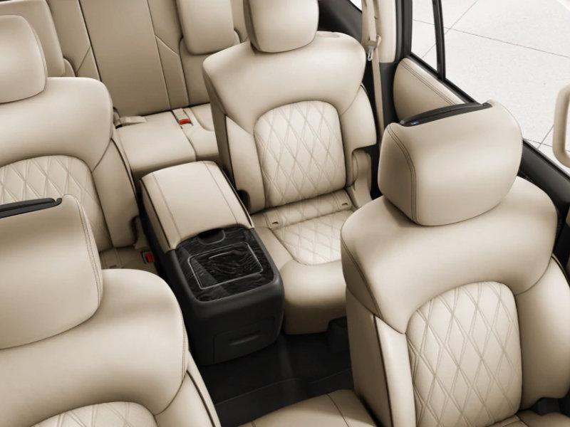 Los Angeles CA - 2021 Nissan Armada's Interior