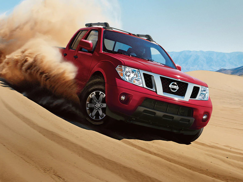 Nissan of San Juan Capistrano - See the exciting 2021 Nissan Frontier near Ladera Ranch CA