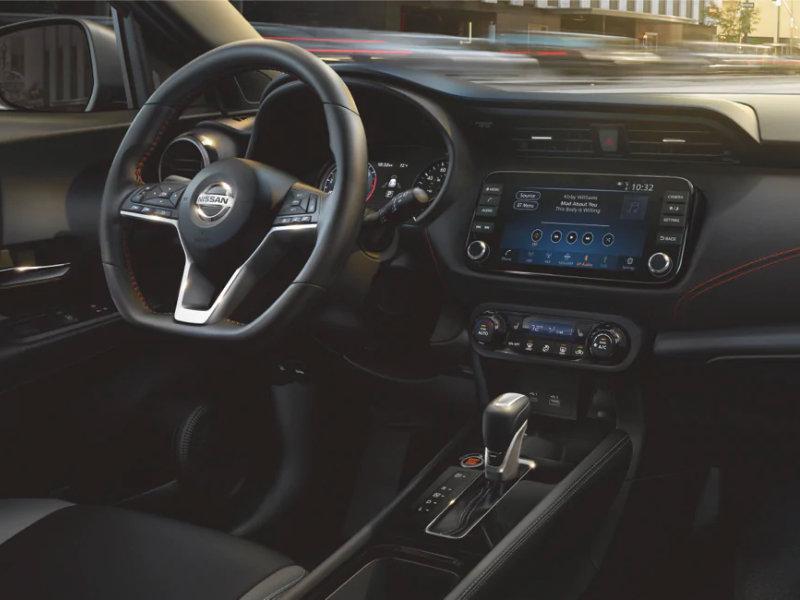 San Antonio TX - 2021 Nissan Kicks's Interior