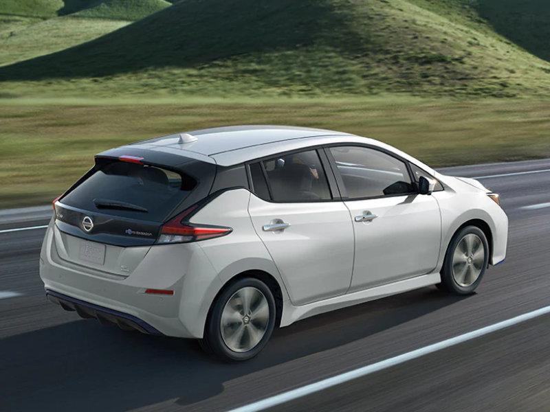 San Antonio TX - 2021 Nissan LEAF's Overview