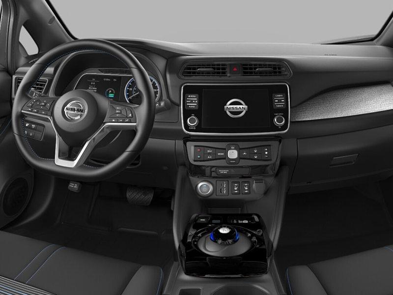 San Antonio TX - 2021 Nissan LEAF's Interior
