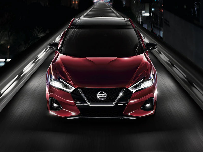 Nissan Oil Changes near me Rancho Santa Margarita - 2021 Nissan Maxima