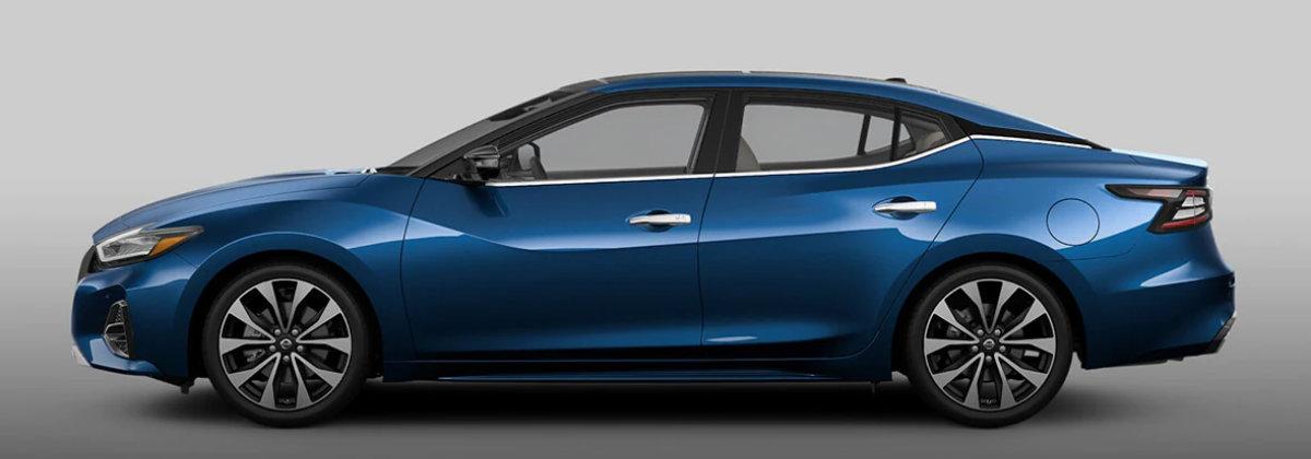 2021 Nissan Maxima near me Irvine CA