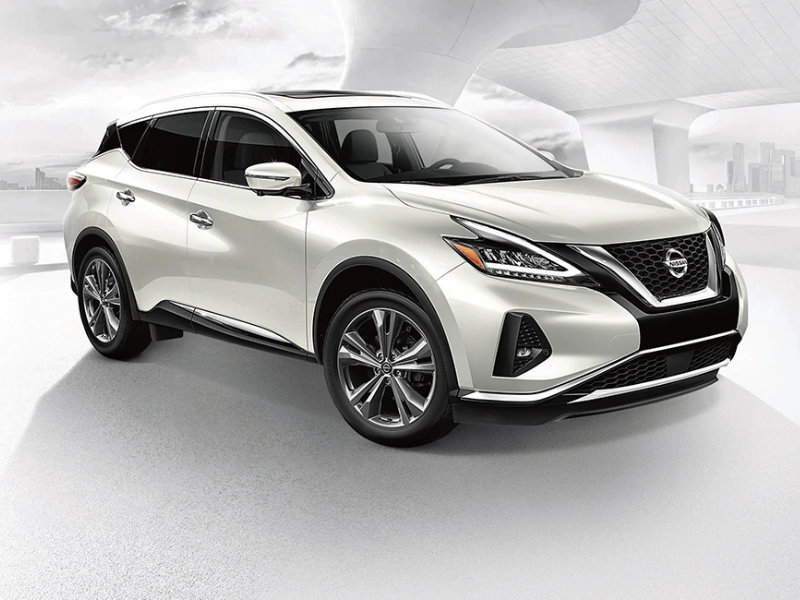 Nissan Oil Changes near me Rancho Santa Margarita - 2021 Nissan Murano
