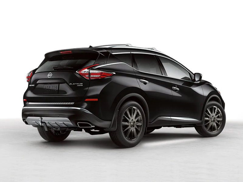 Tampa FL - 2021 Nissan Murano's Overview