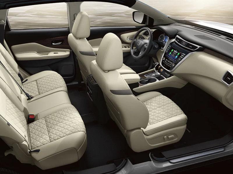 Tampa FL - 2021 Nissan Murano's Interior