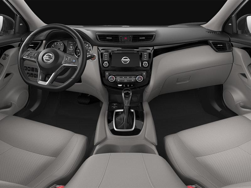 San Clemente CA - 2021 Nissan Rogue Sport's Interior