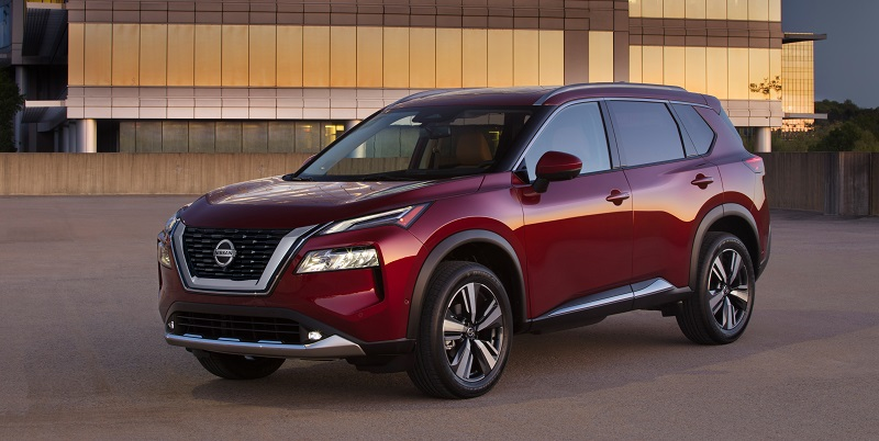 2021 Nissan Rogue is coming to Tustin CA