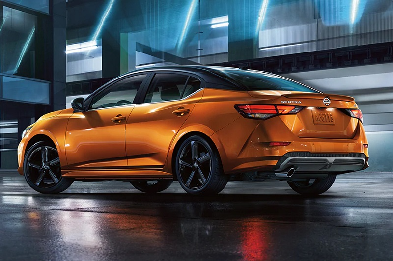Nissan of San Juan Capistrano - A 2021 Nissan Sentra upgrades your driving experience near Mission Viejo CA