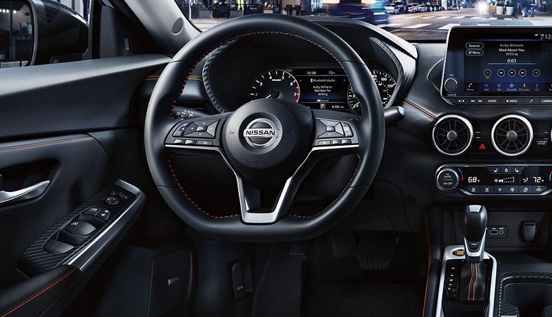 Clearwater FL - 2021 Nissan Sentra's Interior