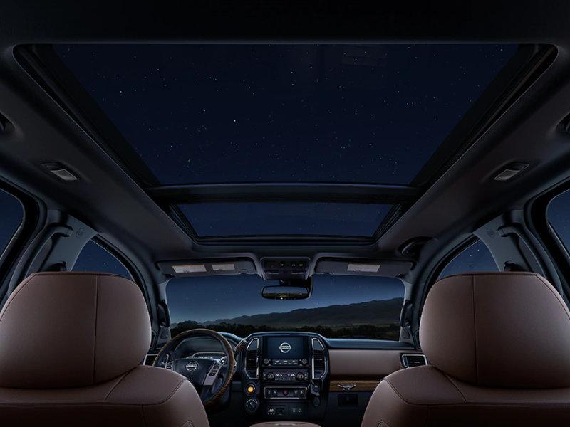 San Antonio TX - 2021 Nissan Titan XD's Interior