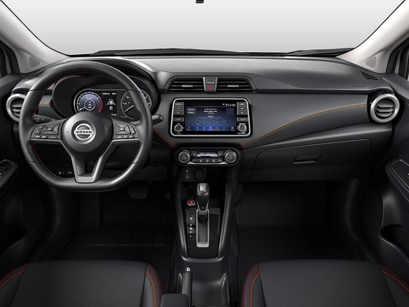 Clearwater FL - 2021 Nissan Versa's Interior