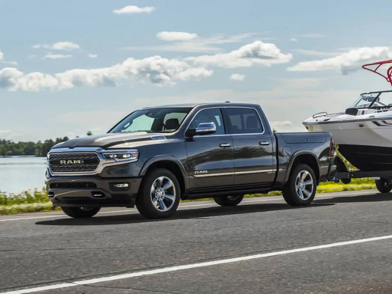 Galesburg Area Car Dealership - 2021 Ram 1500