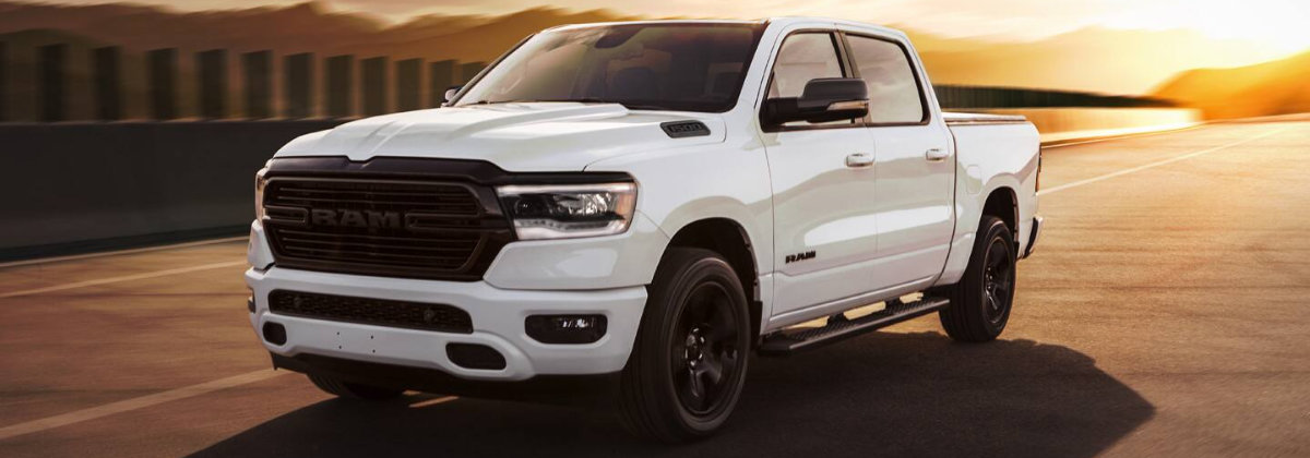 2021 Ram 1500 Trim Levels in Iowa