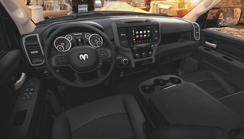 Dubuque IA - 2021 Ram 2500's Interior